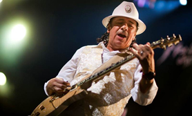 Carlos Santana Jalisco